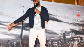 Meet LeBron James' Basketball Double For 'Space Jam 2', Sheldon Bailey, Who's The Go-To NBA Stand-In