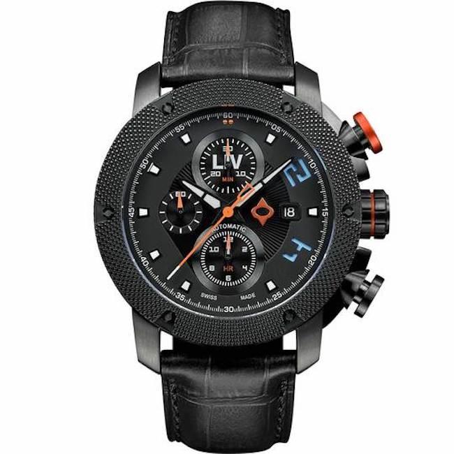 LIV GX-AC Sky Blue Watch