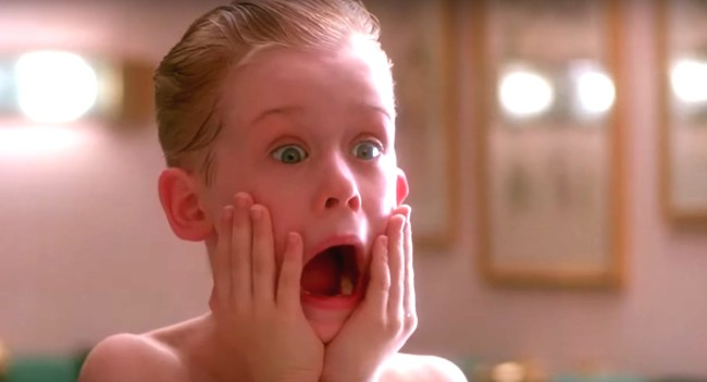 Macaulay Culkin Had The Best Response To Plans For Home Alone Reboot