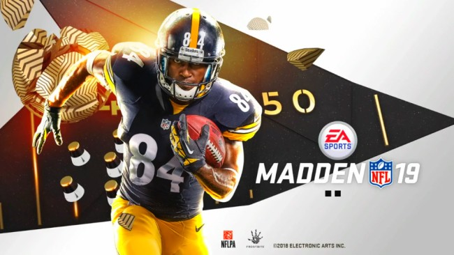 Madden Curse Is Now Being Blamed For Giving Antonio Brown Frostbite