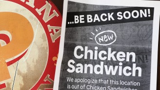Man Files Lawsuit Against Popeyes Over Repeated Attempts To Score Their Sold-Out Chicken Sandwich: 'I Can't Get Happy'