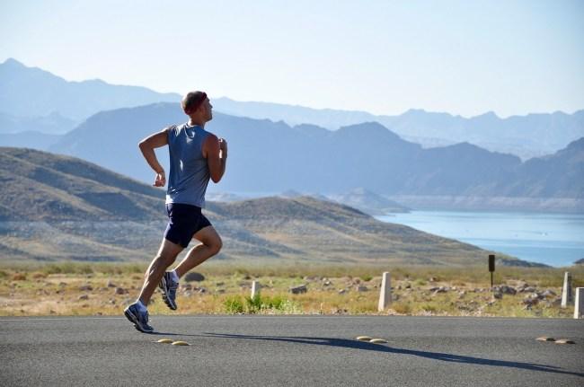 ultramarathon runners junk food