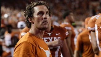 Matthew McConaughey, Philosophical Professor Of Life, Is Now An Actual Professor At The University Of Texas