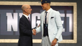 Oops, Michael Porter Jr. Accidentally Posted NBA Commissioner Adam Silver's Cell Phone And Email On Snapchat