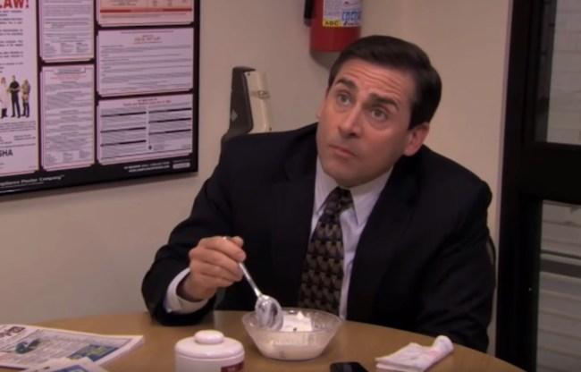 Michael Scott Loves Food Tribute The Office