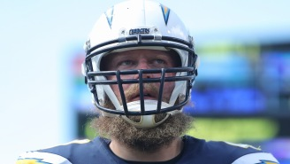 Long Snapper Mike Windt Got Laughed At On 'Hard Knocks' And Then Got Cut By Chargers Within The Same Day