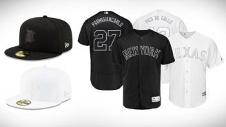 MLB Is Getting Roasted Over The 'Special' Monochromatic Uniforms They Unveiled For Players' Weekend