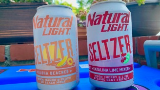 Natty Light Seltzer Review: Say 'Aloha Beaches!' To Every Fun-Loving Millennial's New Favorite Hard Seltzer