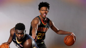 According To The 2019 NBA Rookie Survey, Cam Reddish Will Have A Better Career Than Zion Williamson