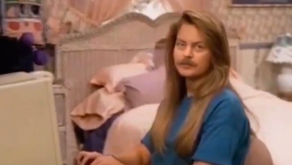 This Deepfake Clip Of Nick Offerman Playing Every 'Full House' Character Will Haunt You 'Everywhere You Look'