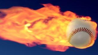 Guy Hits 96 MPH At Ballpark Radar Gun Booth, Oakland A's Sign Him To A Contract