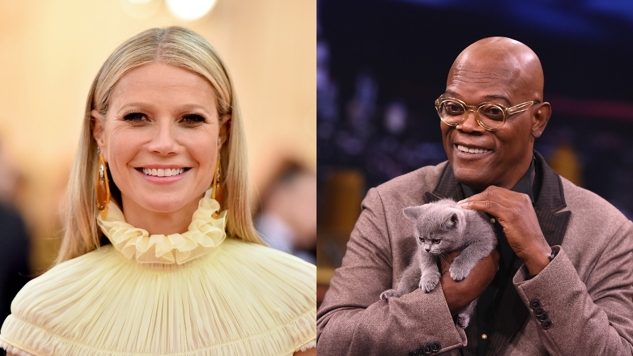 'The Hell Is He Doing Here?' Wondered Gwyneth Paltrow When She Saw Samuel L. At A Marvel Event