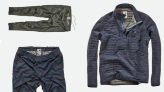Stay Active This Fall With Relwen Windshorts, Windpants, And Windzip Popovers