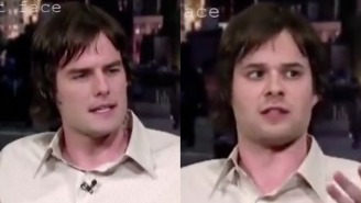 This Video Of Bill Hader Turning Into Tom Cruise AND Seth Rogen Is Guaranteed To Blow Your F*cking Mind Into Pieces