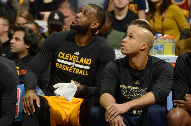 "Richard Jefferson explains why LeBron James is out to ""destroy"" opponents this season"