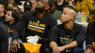 LeBron James' Former Teammate, Richard Jefferson, Explains Why The King's Out To 'Destroy As Many People As Possible'