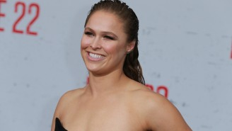 Ronda Rousey Damn Near Cut Her Finger In Half While Filming '9-1-1' And The Photo Is NASTY (Updated)