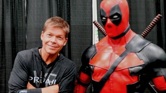 Ryan Reynolds Hilariously Tormented 'Deadpool' Creator Rob Liefeld During His Instagram Live Session