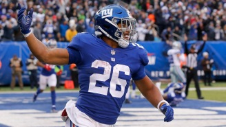 Introducing Saquon Barkley's Family – NFL Linebackers Can't Be Happy Knowing Saquon Has A Younger Brother