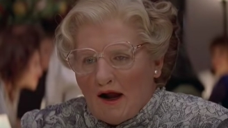 These Deleted Scenes Omitted From 'Mrs. Doubtfire' For Being Too 'Heartbreaking' Are A Reminder Of How Incredible An Actor Robin Williams Was