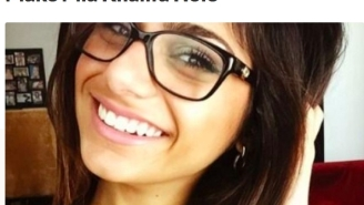 Please Consider Donating To Our GoFundMe After Learning The Disturbing News That Mia Khalifa Made Just $12,000 In Her Adult Acting Career