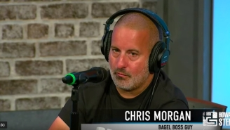 When Did Bagel Boss Guy Get Sexy?