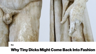 Tiny Dicks May Be The Fad Of The Future, So Who's Tryna Party?