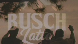 This 'Busch Latte' Commercial Is The Best Thing About Waking Up… At 11AM On A Saturday To Crush Beers With The Boys
