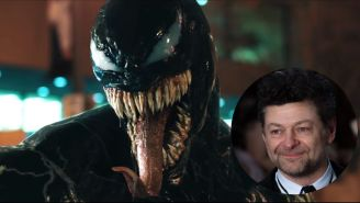Andy Serkis Signs On To Direct 'Venom 2', Immediately Teases Crossover With Spider-Man