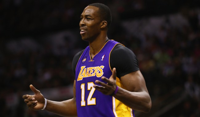 Shaq Offered Dwight Howard Some Advice For The Coming Season
