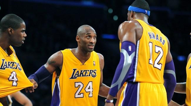 Shaq Trolls Dwight Howard While Squashing Talk Of A Beef With Kobe