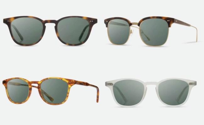 Shwood Sunglasses for Men