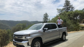 Taking The 2019 Chevy Silverado Z71 Into The Sierra Nevadas: Ripping Through Lake Tahoe And Squaw Valley