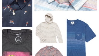 Add Some Fresh New Summer Styles To Your Wardrobe With Shirts From South Moon Under