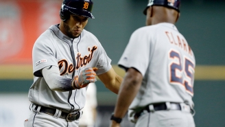 The Tigers' Upset Win Over The Astros Last Night Cost Two Sports Gamblers Thousands Of Dollars