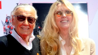 Stan Lee's Daughter Sides With Sony In Spider-Man Dispute, Rips Marvel And Disney: No One 'Treated My Father Worse'