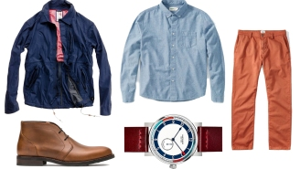 Steal This Look: Fall Arrival
