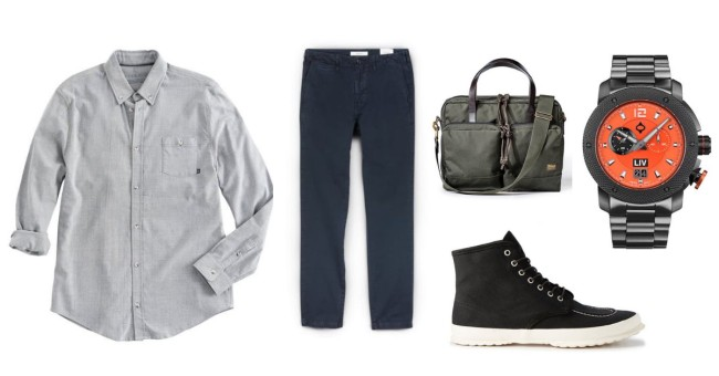 Steal This Look Punctual