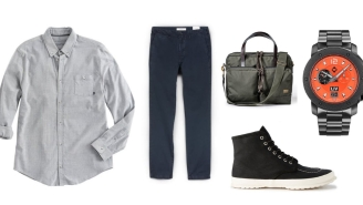 Steal This Look: Punctual