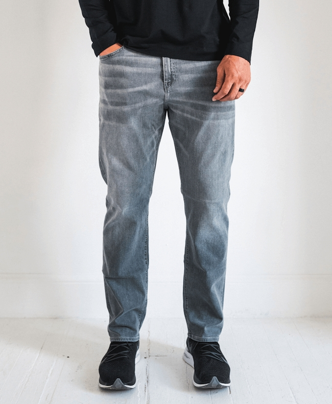 The Automatic in Steel Grey by Revtown Jeans