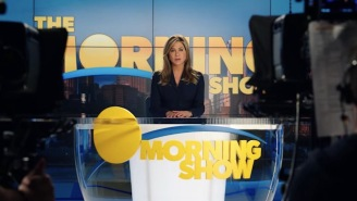 Here's The First Full Trailer For Steve Carell And Jennifer Aniston's New Series 'The Morning Show'