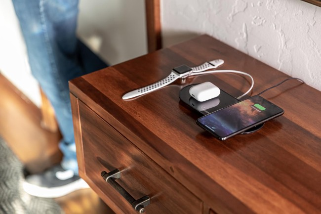Mophie Wireless Dual Charging Pad