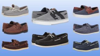 Today's Best Shoe Deals: Sperry, Timberland, Tommy Hilfiger, Tommy Bahama, and Eastland – Up To 54% Off!