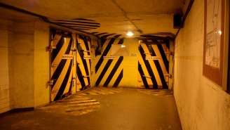 A Top Secret Government Agency Is Desperately Searching For An Underground Lair That DEFINITELY Isn't Going To Be Used To Access The Upside Down