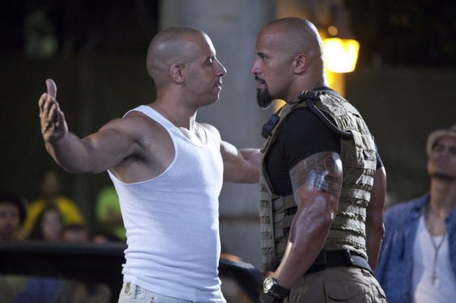 vin diesel punch count fast furious