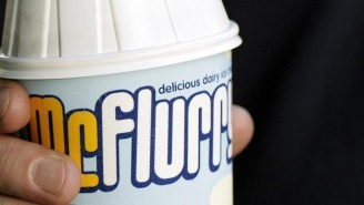 Woman Loses Her Mind, Goes On Rampage At McDonald's 'When She Can't Get A McFlurry' And I Can Relate