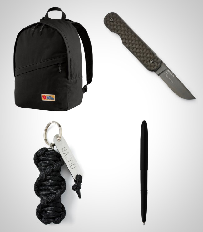 everyday carry gear rugged durable stylish