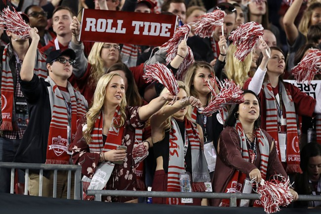 alabama tracking students leaving games early