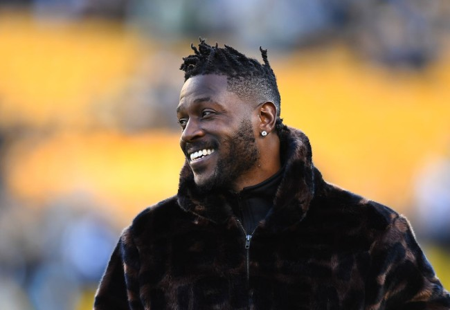 will antonio brown play in xfl