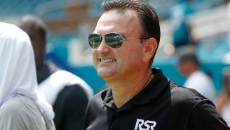 Antonio Brown's Agent, Drew Rosenhaus, Doesn't Even Know What's Going On With His Client And The Raiders